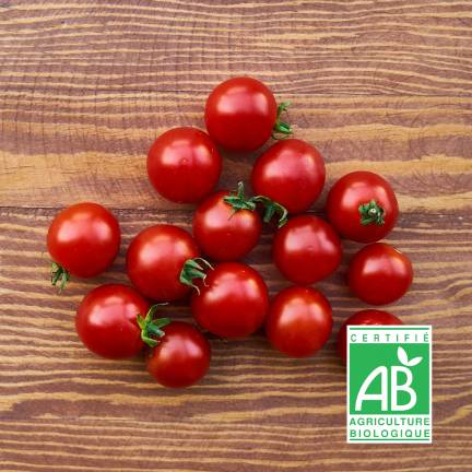 Graines de Tomate Cerise BIO