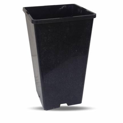 Pot de culture 3 litres noir