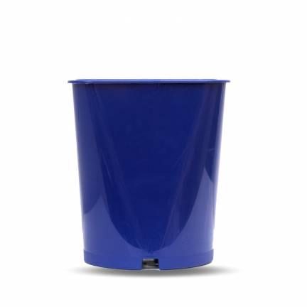 Pot de culture 11 litres bleu