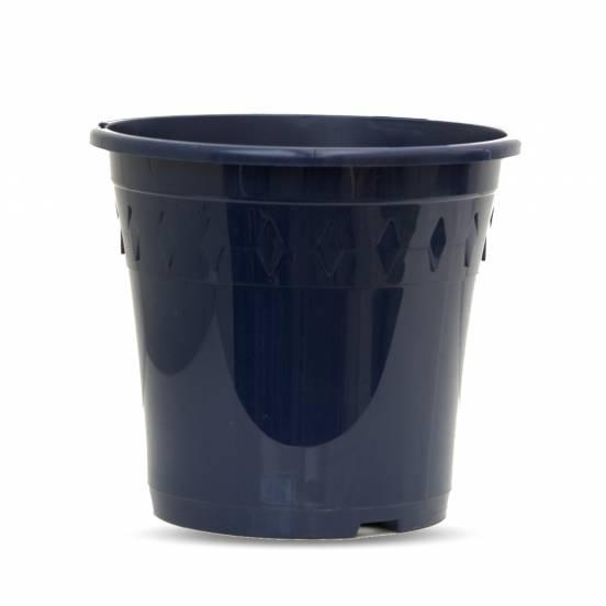 Pot de culture - Bleu nuit - 4 litres