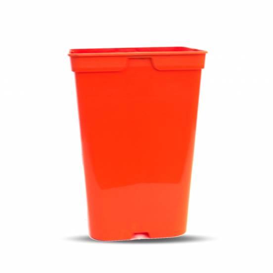 Pot de culture 6 litres orange