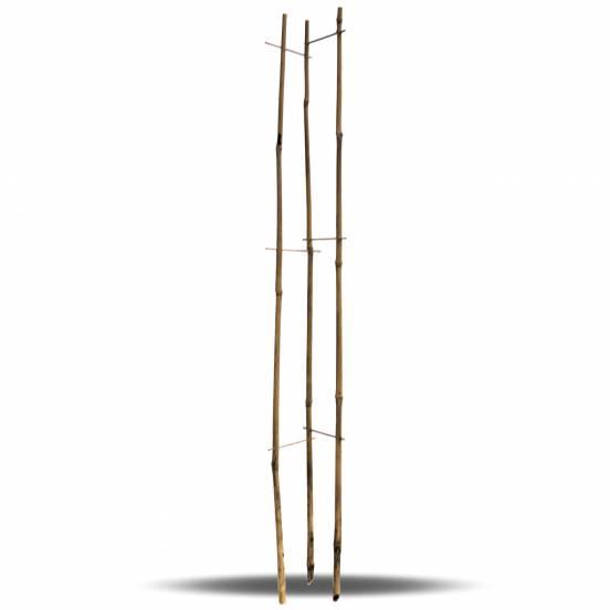 Echelle 3D en bambou 80 cm