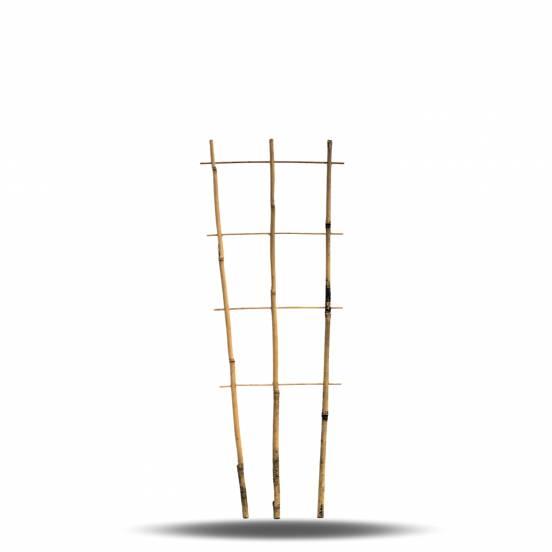 Echelle double en bambou 60 cm