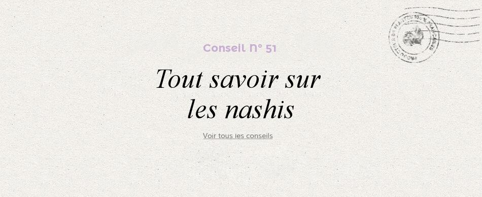 51 - Tout savoir sur les nashi
