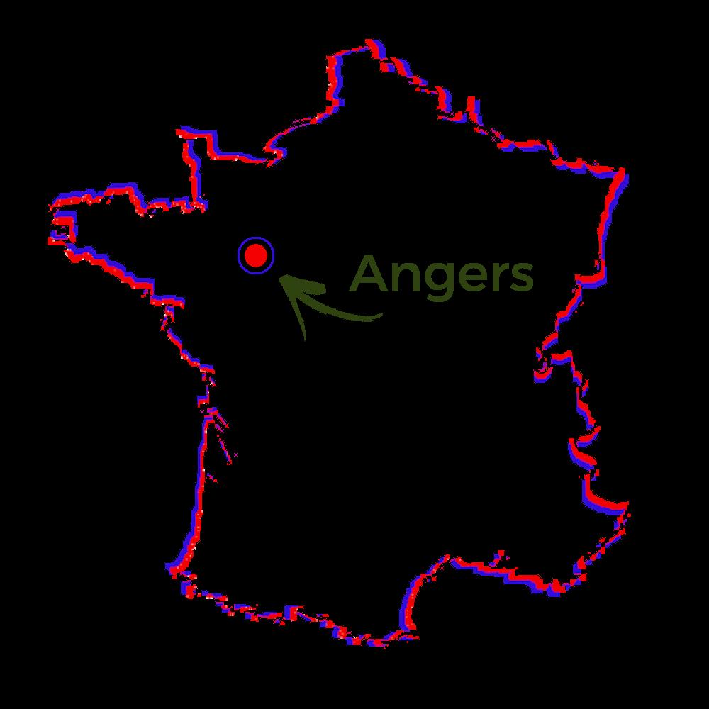 Site de production d'Angers