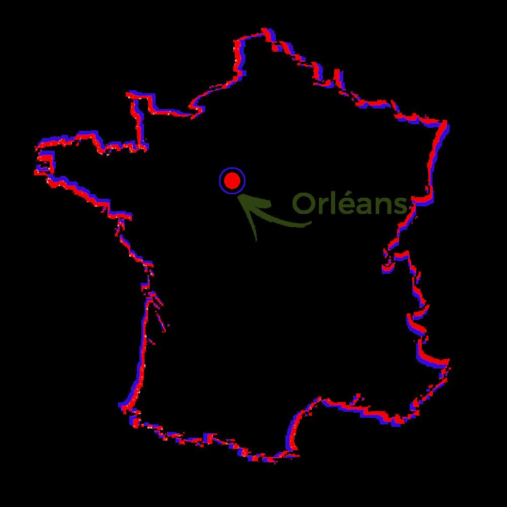Site de production d'Orléans