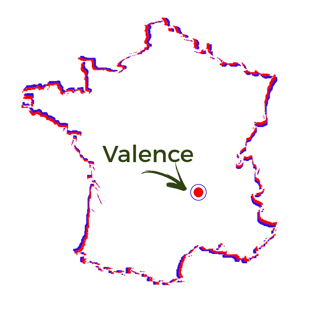 Site de production de Valence