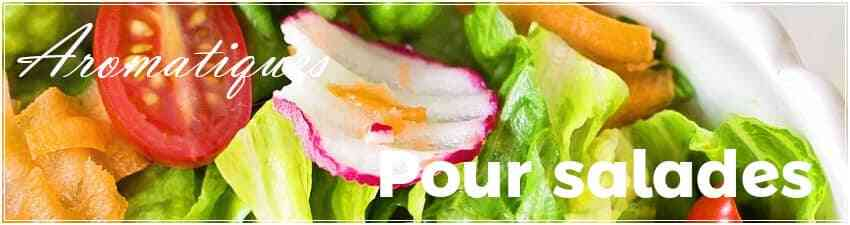 Aromatiques pour salades